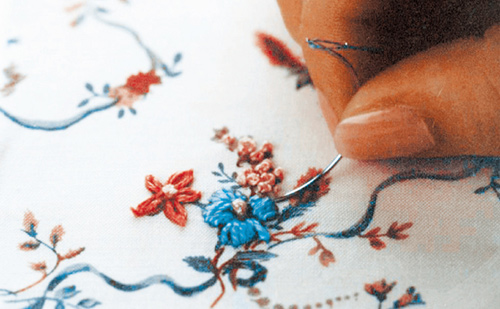 ビーズ刺しゅう針・カーブ針