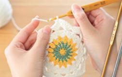かぎ針編みの基礎(クロッシェ)