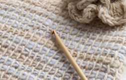 アフガン編みの基礎