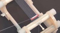 クロバービーズ織り機(4)織り方