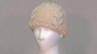 帽子の編み方(輪針編み)  1.指でかける作り目