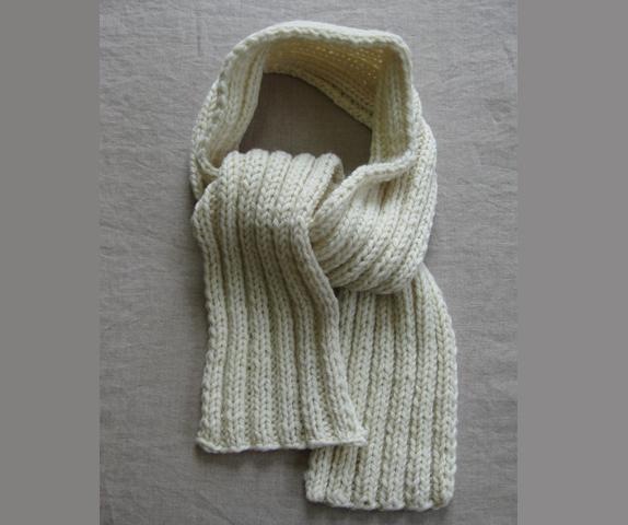 かぎ針 マフラー 編み 方