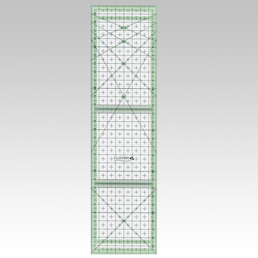 ストリップ定規  <カラーライン 30cm>